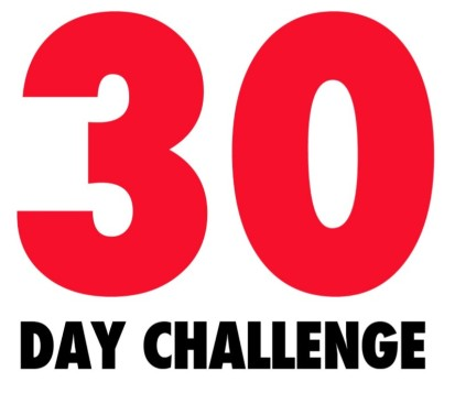 30-Day-Challenge